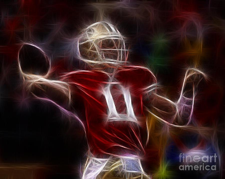 Alex Smith - 49ers Quarterback Photograph