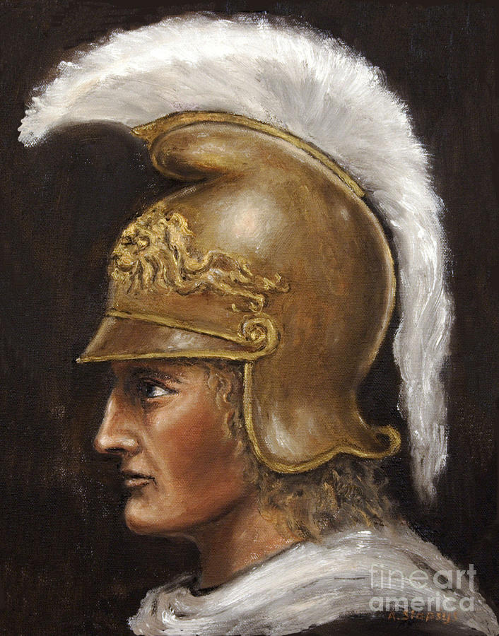 an analysis of alexander the great Alexander the great was an ancient macedonian ruler and one of history's  greatest military minds who—as king of macedonia and persia—established the .