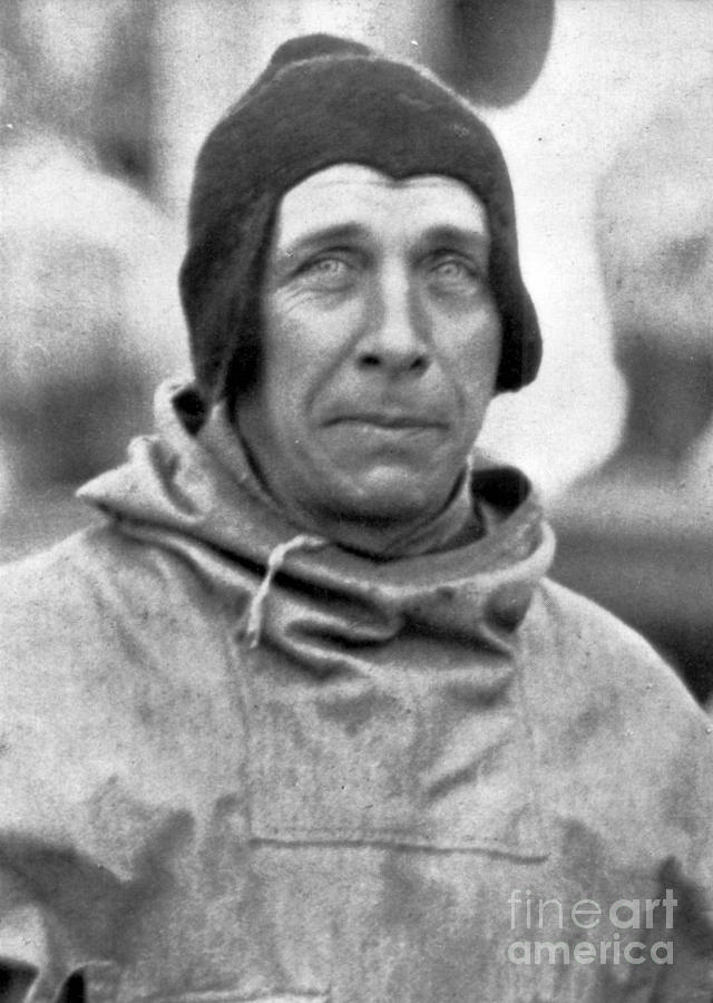 Alfred Lothar Wegener, German Photograph