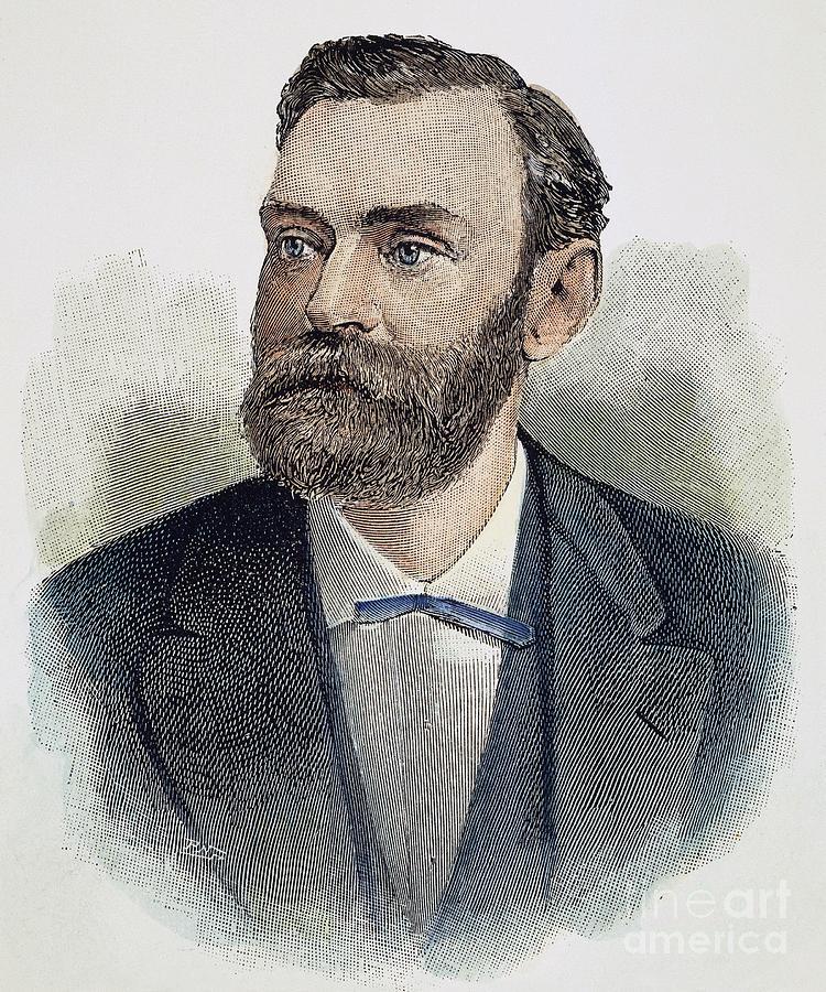 ... Alfred Nobel 1833 1896 Photograph ... - alfred-nobel-1833-1896-granger