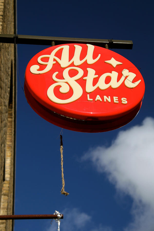 All Star Photograph  - All Star Fine Art Print