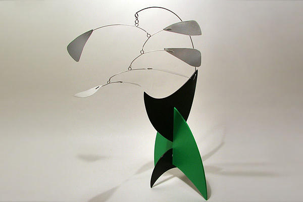 Alloyd Stabile Sculpture