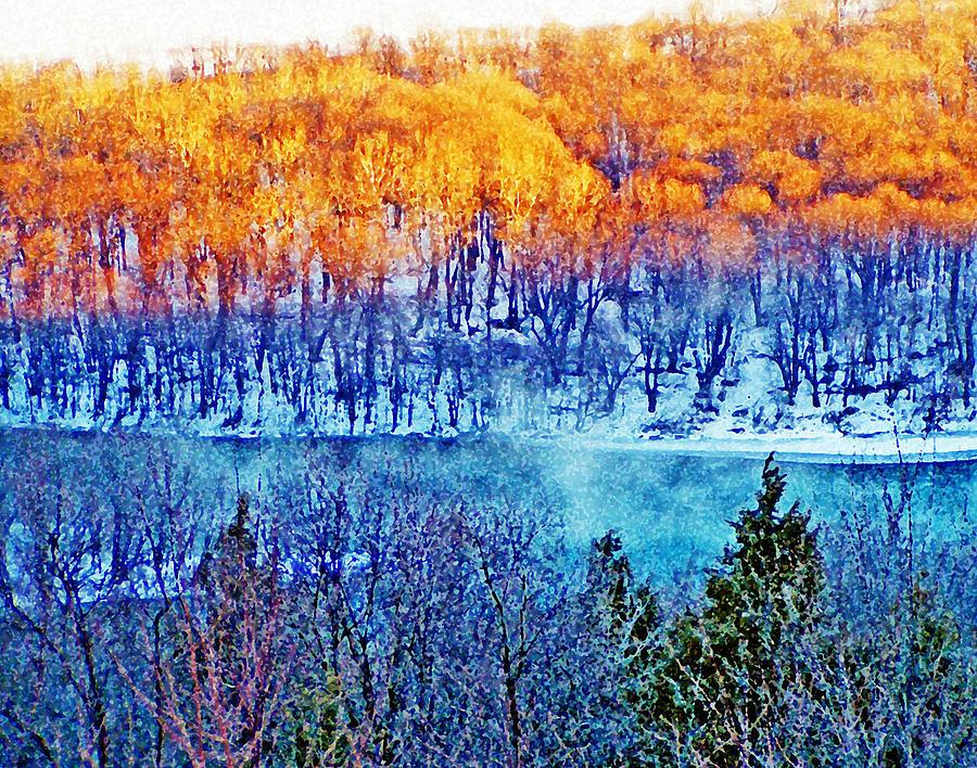 Along The Susquehanna Photograph