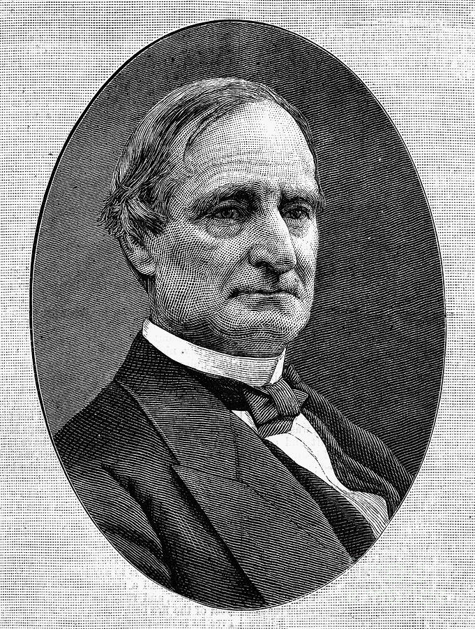 Alphonso Taft (1810-1891) Photograph