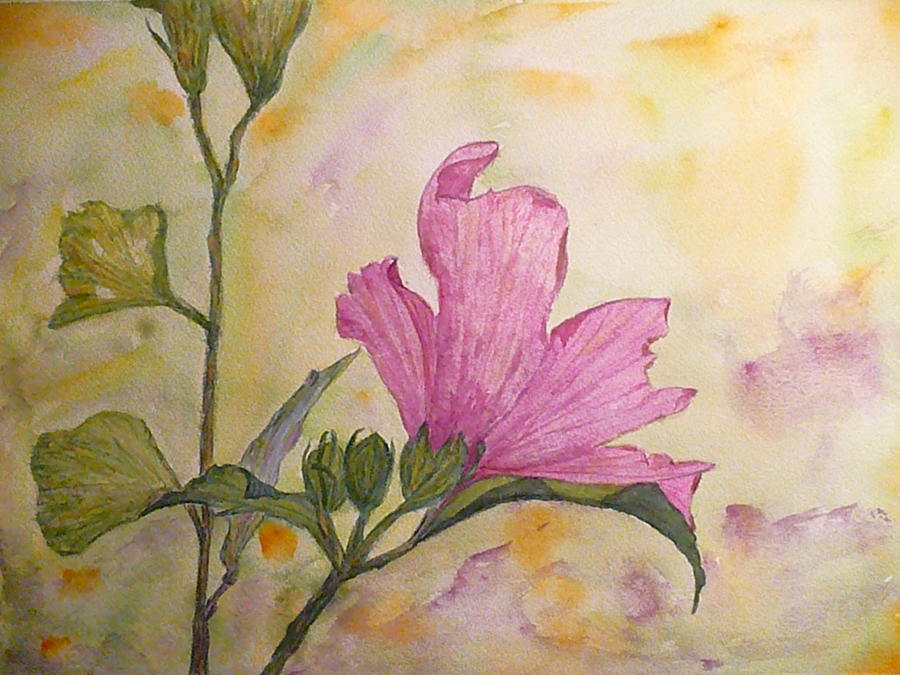 Althea Painting