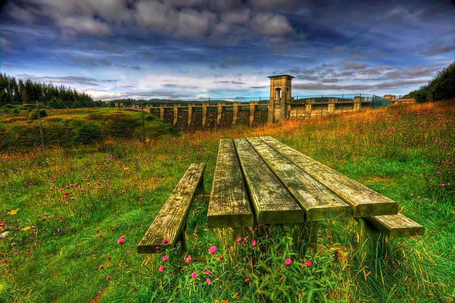 Alwen Reservoir Photograph