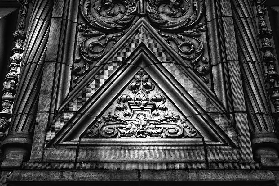 Alwyn Court Building Detail 13 Photograph  - Alwyn Court Building Detail 13 Fine Art Print