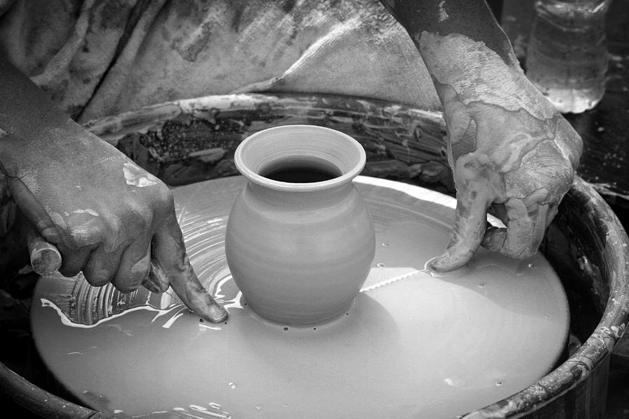 Art Photograph - Amazing Hands Vii by Emanuel Tanjala