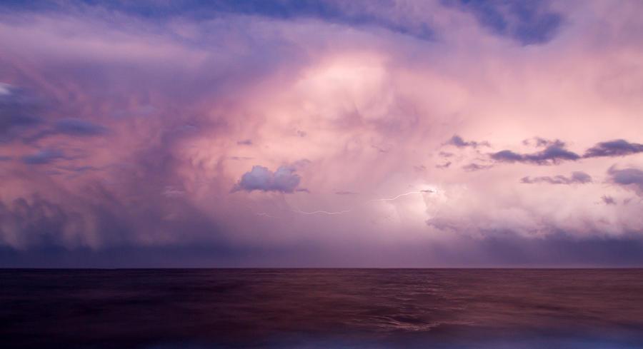 Amazing Skies Photograph