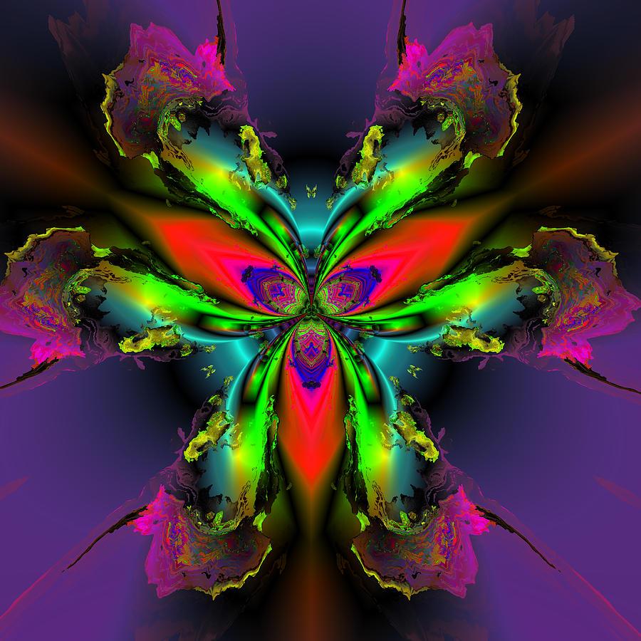 Ambassador Of Color Digital Art