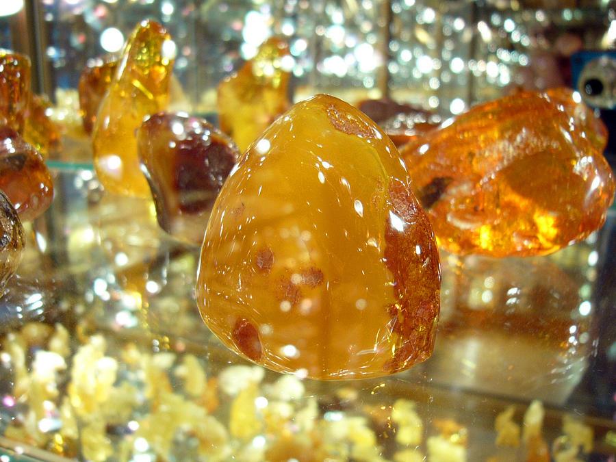 Amber Photograph - Amber by Aleksandr Volkov