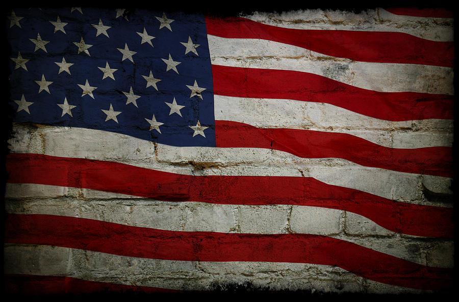 american flag graffiti - photo #4