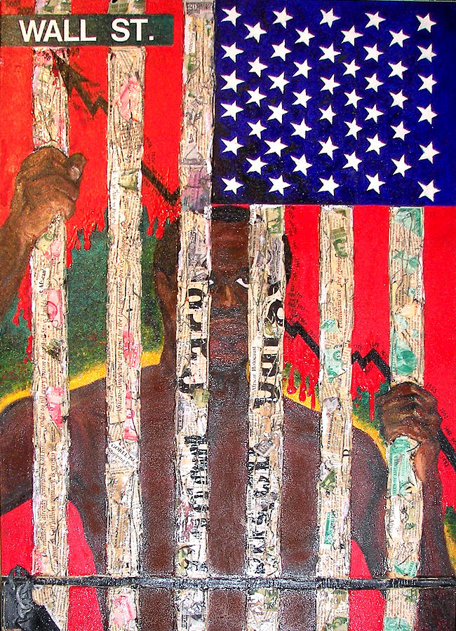 American Just Us - Px5 Painting