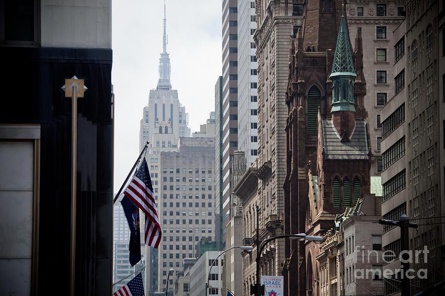 New York Photograph - Americana by Steven Gray
