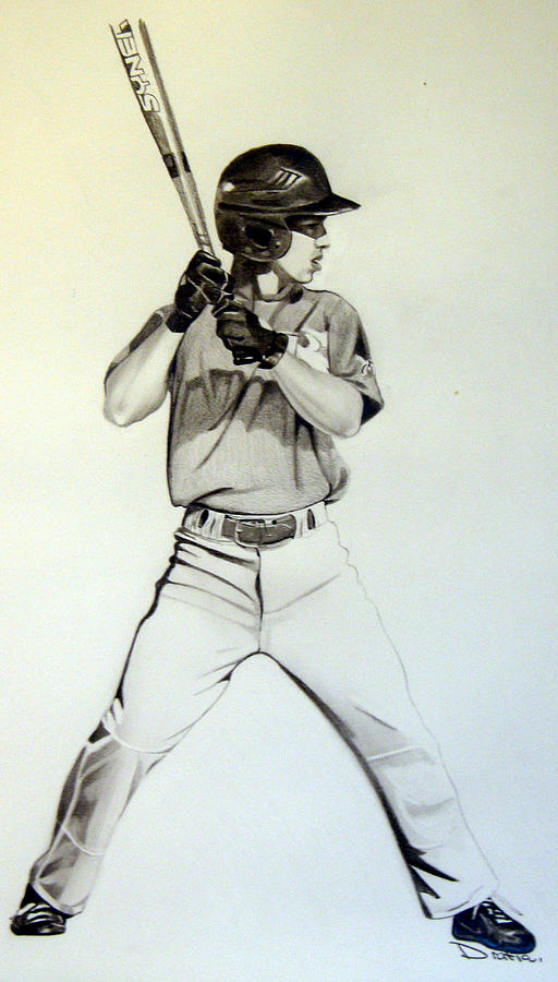 Americas Sport Drawing