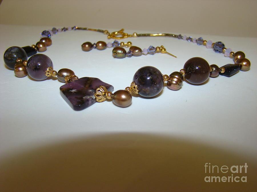 Amethyst Royalty Jewelry