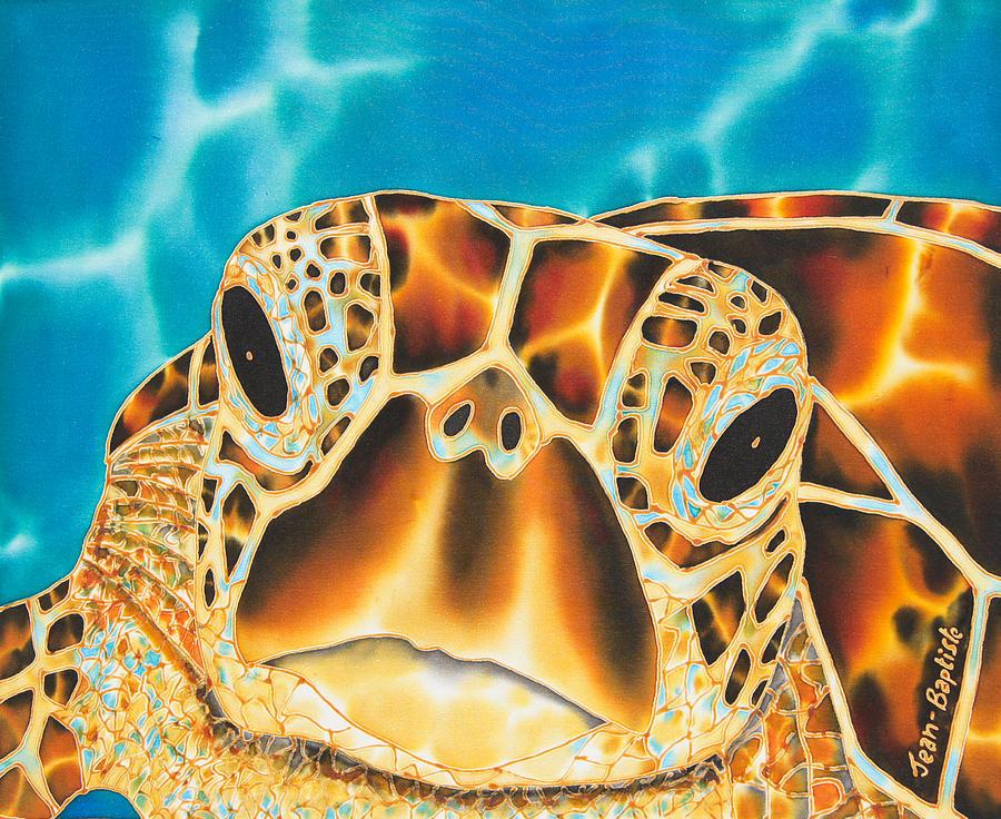 Amitie Sea Turtle Painting