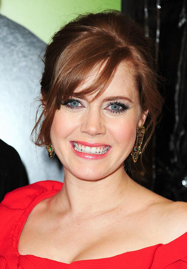 Amy Adams At Arrivals For Leap Year Photograph