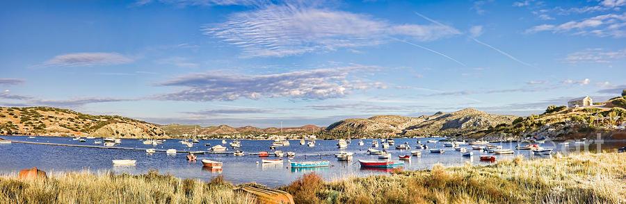 Anavyssos Bay Photograph