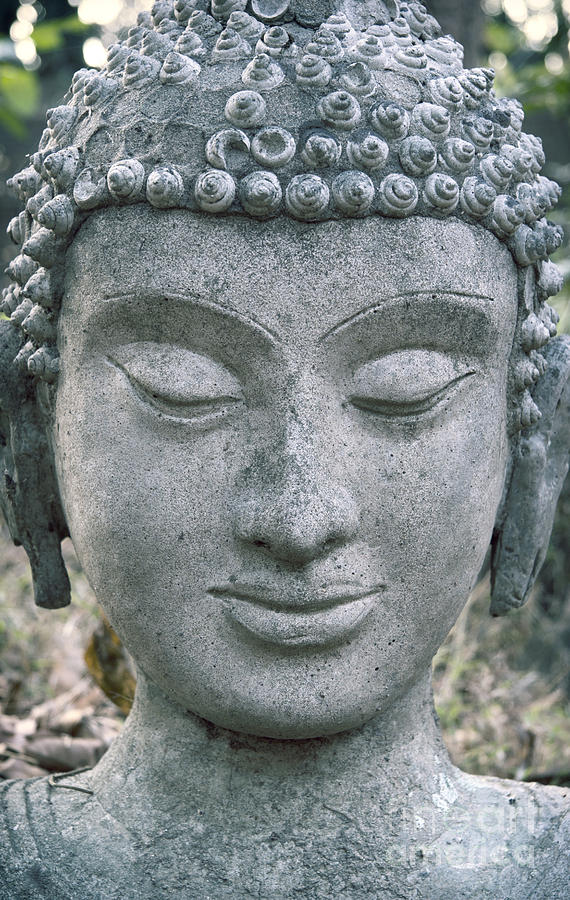 Ancient Buddha Statue is a photograph by Roberto Morgenthaler which ...