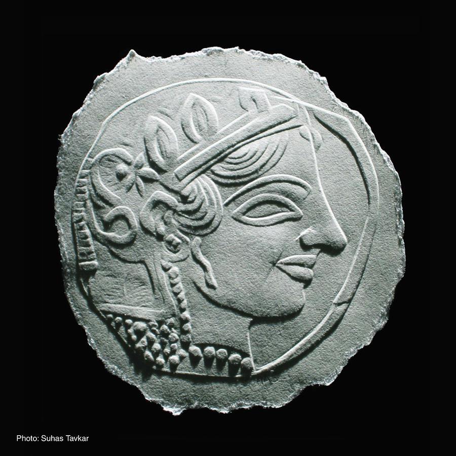 Ancient Greek Art Relief