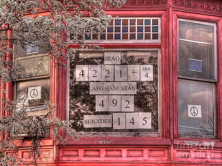 And The Number Is Still Rising... Photograph  - And The Number Is Still Rising... Fine Art Print