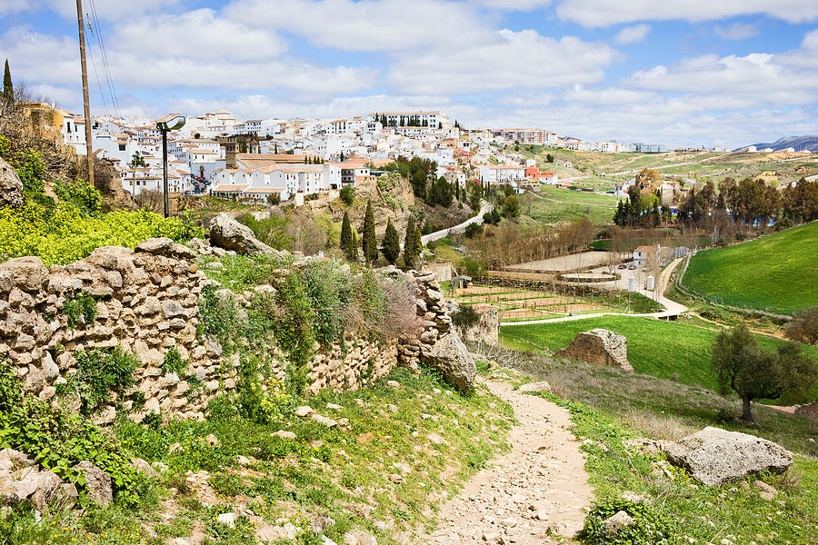Andalusia Countryside In Spain is a photograph by Artur Bogacki which ...