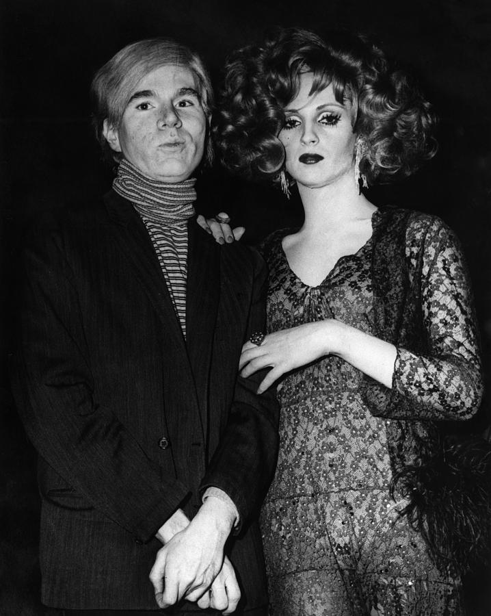 Andy Warhol (1928-1987) Photograph