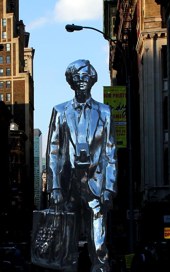 Andy Warhol New York Photograph
