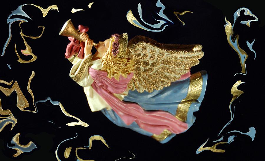 Angel Art Photograph