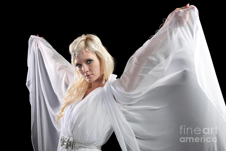 Angel Goddess Photograph