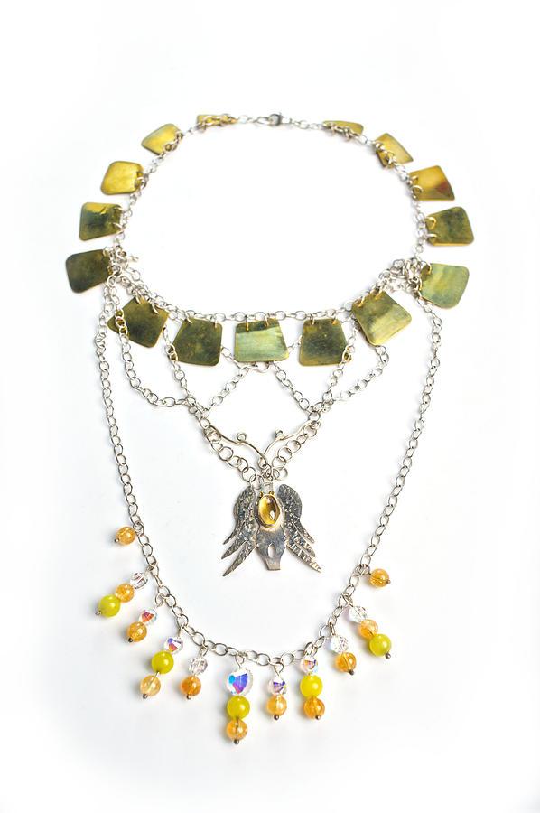 Angel Of Light Amulet Jewelry