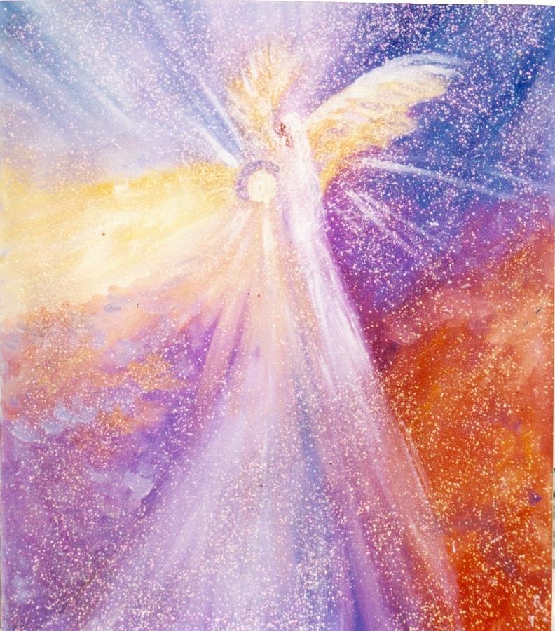 Angel of light by sandy sereno