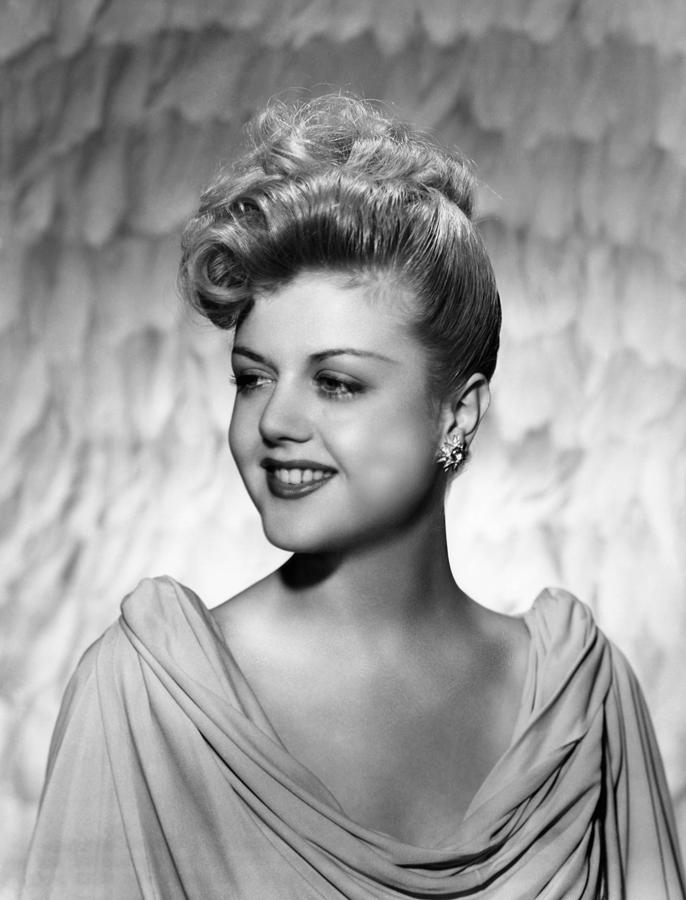 Angela Lansbury, 1945 Photograph