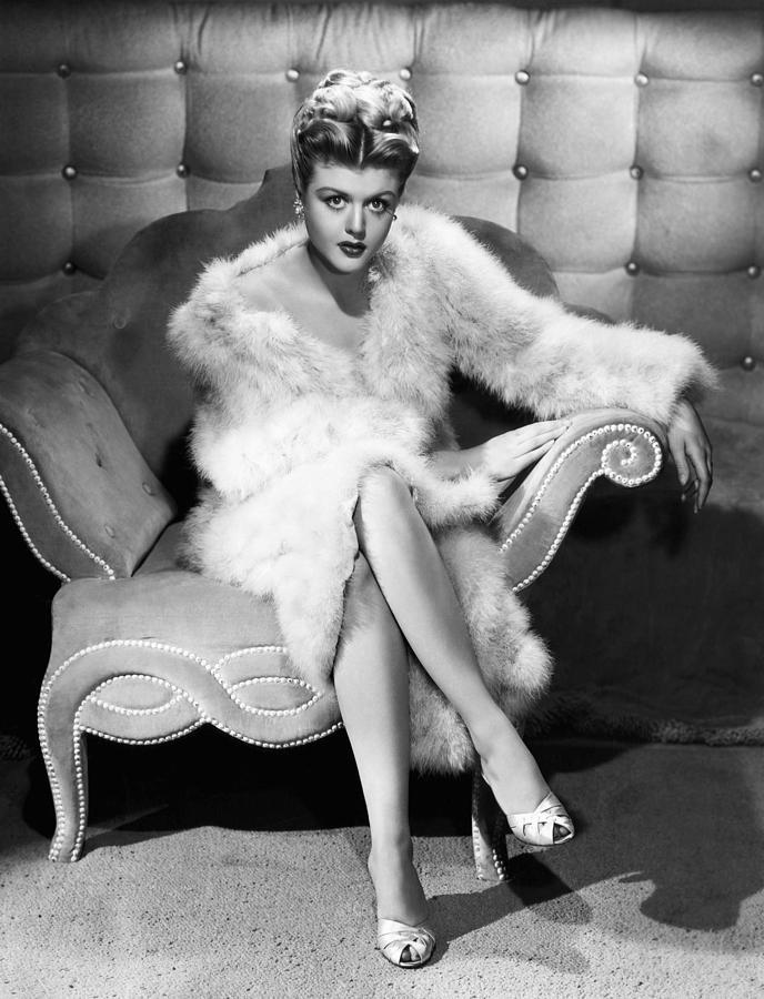 Angela Lansbury, 1946 Photograph