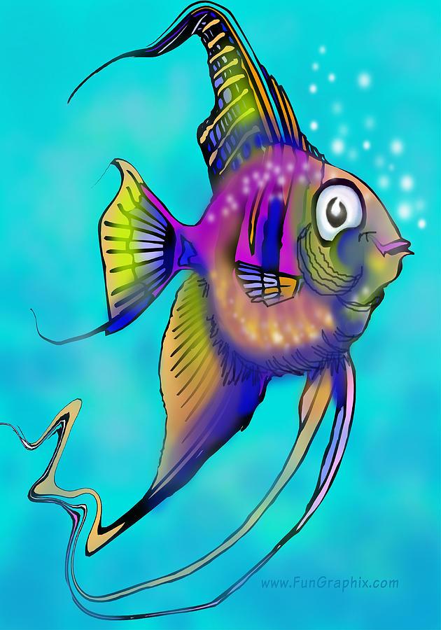 Angelfish by Kevin Middleton - - 102.8KB