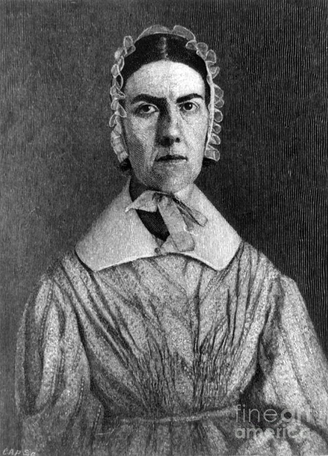 Angelina Grimk�, American Abolitionist Photograph