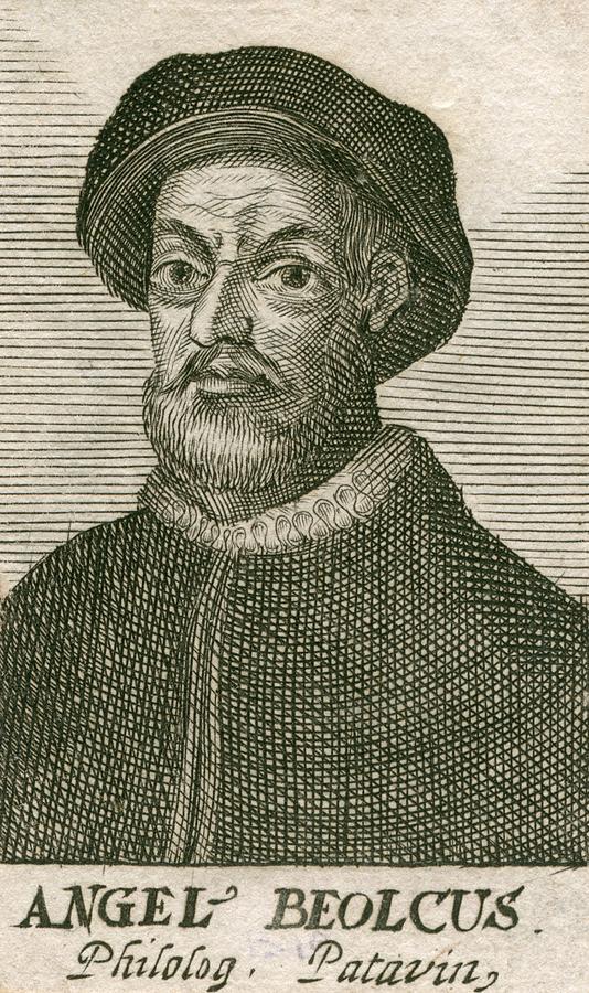 Angelo Beolco 1502-1542, Venetian Actor Photograph