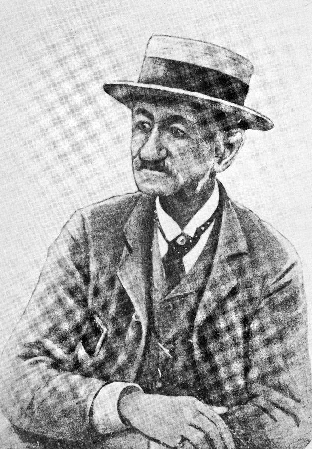 Angelo Dubini Photograph - Angelo Dubini, Italian Physician, Artwork by