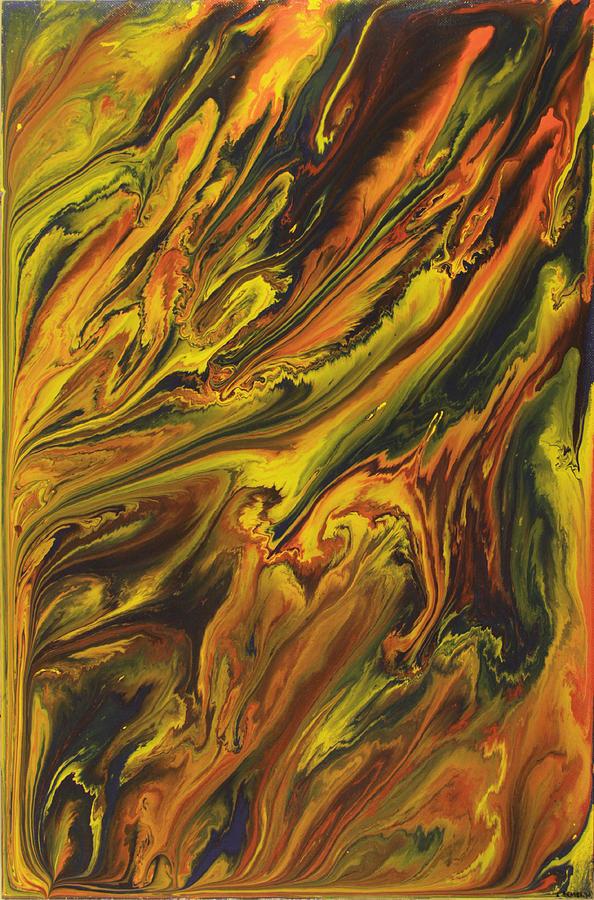 Galleries Angels Vs Demons PaintingAngels Demons Painting