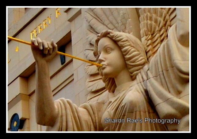Angels Up Close Photograph