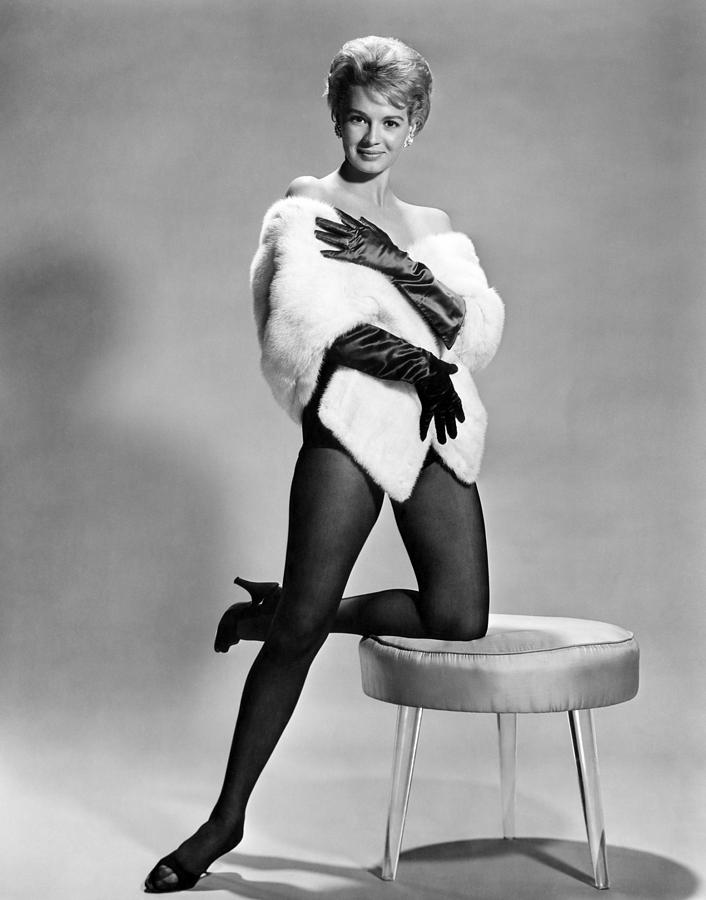 Angie Dickinson, Ca. Early 1960s Photograph