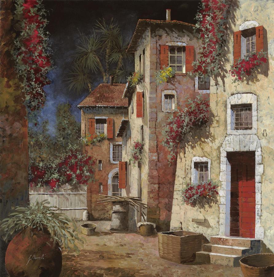 Angolo Buio Painting