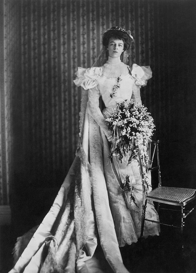 1905 Photograph - Anna Eleanor Roosevelt by Granger