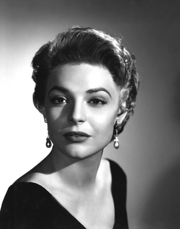 Anne Bancroft Columbia Pictures 1955 Photograph By Everett