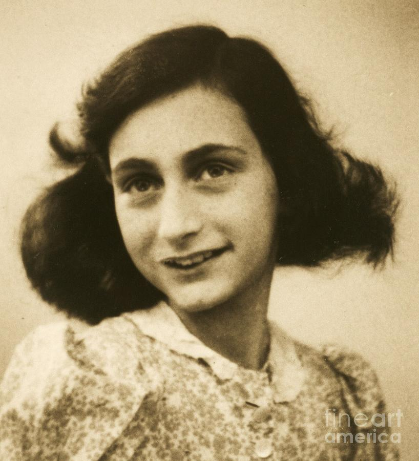 Anne Frank by Reproduction