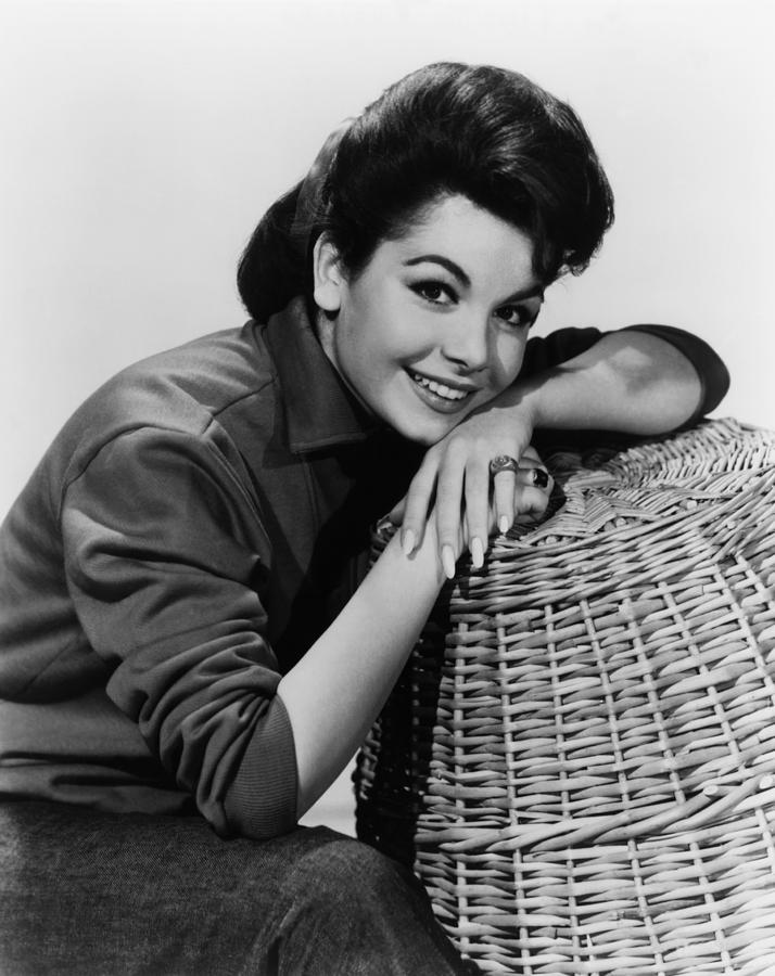 1960s Portraits Photograph - Annette Funicello, Ca. Early 1960s by Everett