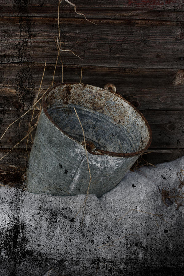 Another Bucket Photograph  - Another Bucket Fine Art Print