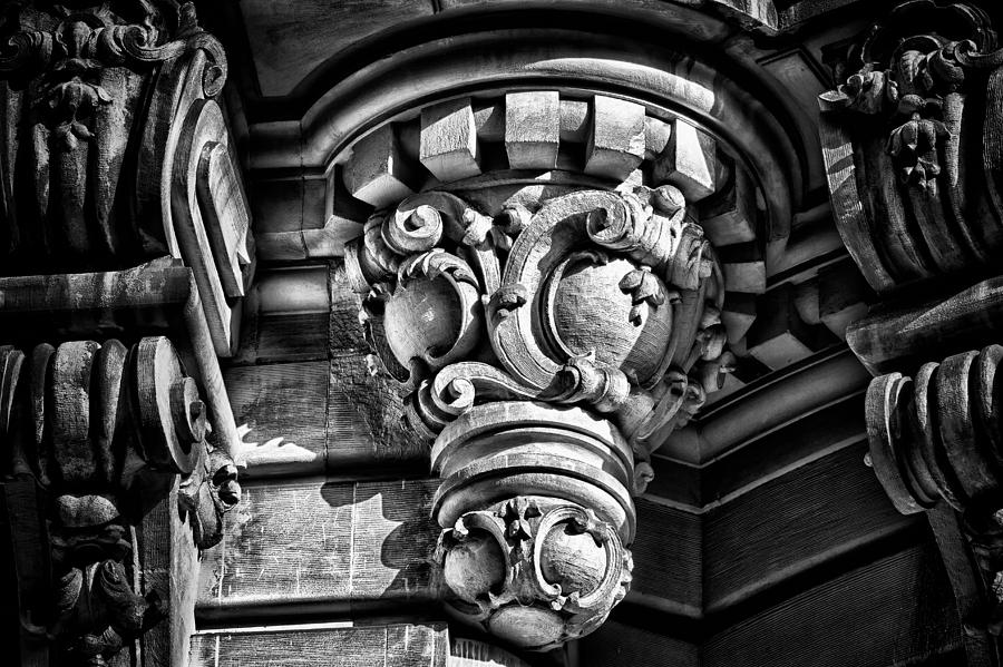 Ansonia Building Detail 11 Photograph