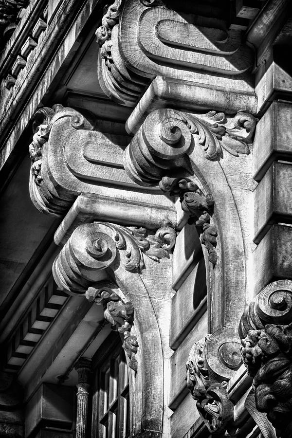 Ansonia Building Detail 18 Photograph